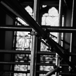 scaffold and window abstract