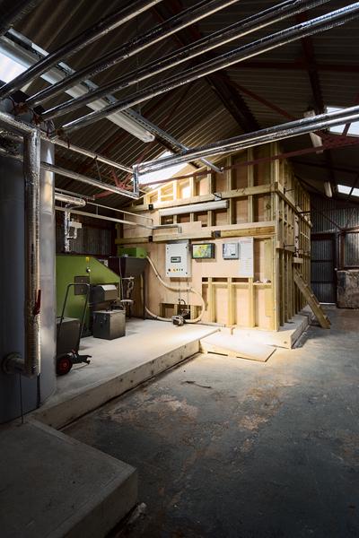 biomass storage
